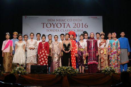 Dem nhac Toyota Classics 2016: Tre trung, hap dan - Anh 1