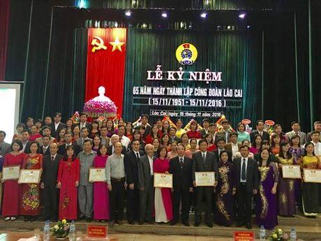 CD Lao Cai: Ky niem 65 nam thanh lap (15.11.1951 – 15.11.2016) - Anh 1