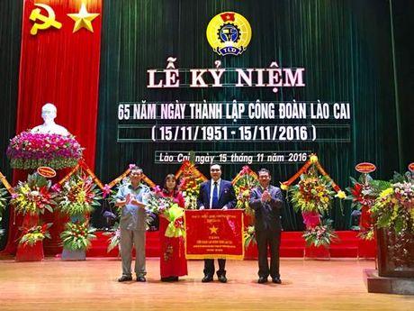 CD Lao Cai: Ky niem 65 nam thanh lap (15.11.1951 – 15.11.2016) - Anh 2