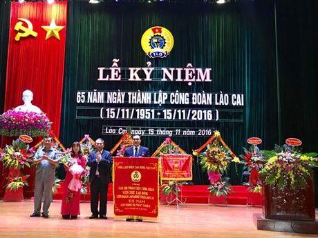 CD Lao Cai: Ky niem 65 nam thanh lap (15.11.1951 – 15.11.2016) - Anh 3