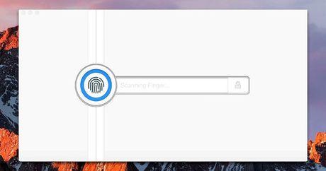 1Password ho tro van tay va Touch Bar tren MacBook Pro - Anh 1
