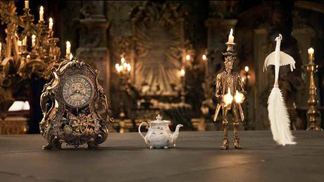 'Beauty and the Beast' tung trailer voi ky xao hoanh trang - Anh 3