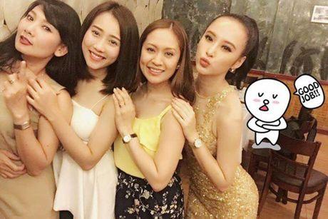 Hong Loan: 'Angela Phuong Trinh dong phim tu nho sao toi so duoc' - Anh 2