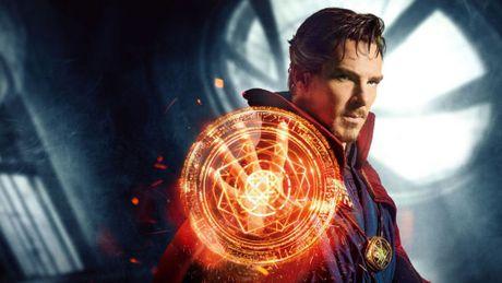 'Doctor Strange' khong co doi thu tai phong ve - Anh 1