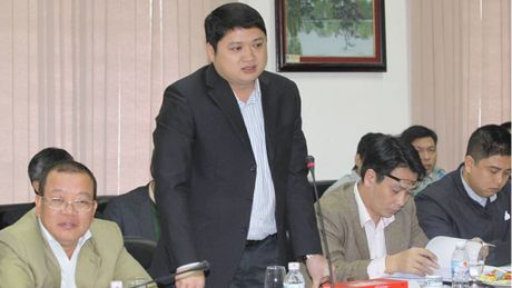 Cuu Tong giam doc PVtex xuat canh truoc khi co don xin nghi om - Anh 1