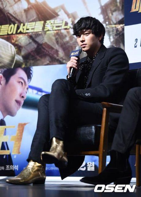 Kang Dong Won ke chuyen dong phim bi manh kinh cua vao co - Anh 3
