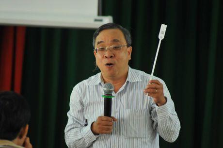 TP.HCM tap huan 'truy xuat nguon goc thit heo' cho Dong Nai - Anh 2