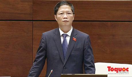 Bo truong Tran Tuan Anh: 'Khong phat trien thuy dien bang moi gia' - Anh 1