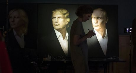 Trump chua the ngan My tang manh trung phat Nga - Anh 1