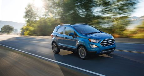 Ford EcoSport: Xe SUV danh cho nguoi thich trai nghiem - Anh 5