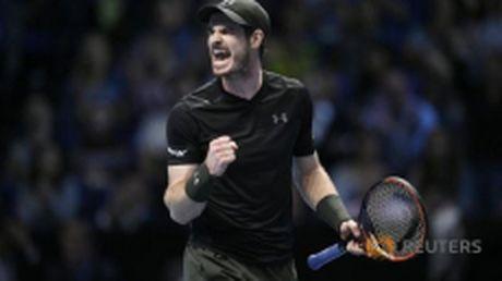 Murray thang de, Djokovic chat vat ngay ra quan ATP Tour Finals - Anh 1