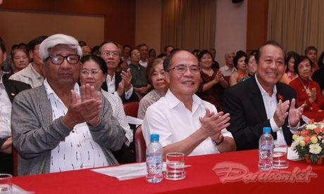 Thanh cong tu su doan ket, dong long - Anh 1