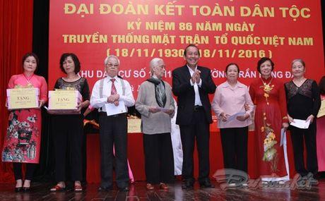Thanh cong tu su doan ket, dong long - Anh 3