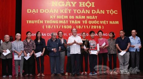 Thanh cong tu su doan ket, dong long - Anh 4