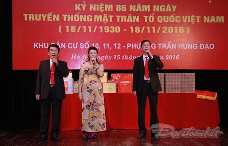 Thanh cong tu su doan ket, dong long - Anh 7