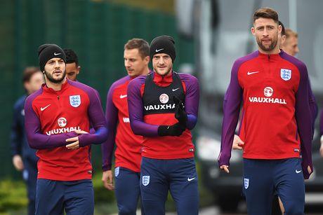 Rooney nghi tap truoc tran gap Tay Ban Nha - Anh 7