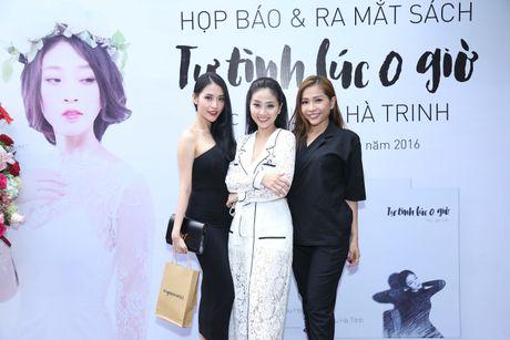 MC Lieu Ha Trinh khoe nguoi yeu trong ngay ra mat sach - Anh 4
