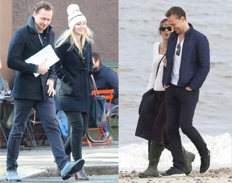 Tom Hiddleston rang ro ben nguoi giong Taylor Swift - Anh 2