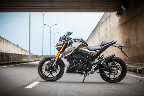 Yamaha TFX 150 naked bike khong doi thu tai Viet Nam - Anh 2