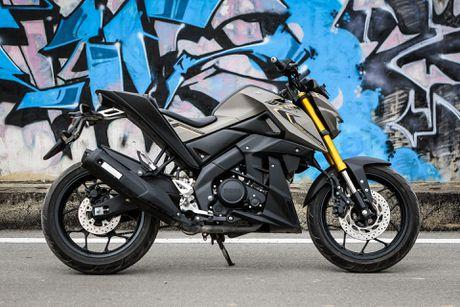 Yamaha TFX 150 naked bike khong doi thu tai Viet Nam - Anh 3
