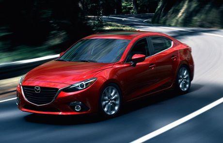 Tiep tuc trieu hoi hon 16.000 xe Mazda3 tai Viet Nam - Anh 1