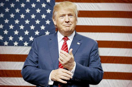 Thoi trang cuon hut cua ong Donald Trump - Anh 1