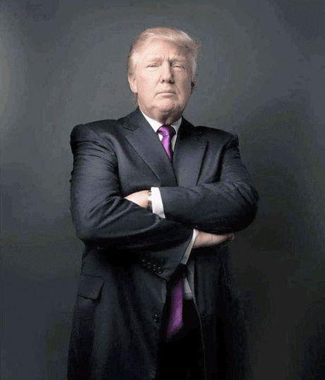 Thoi trang cuon hut cua ong Donald Trump - Anh 8