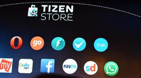 Samsung chi hon 1 trieu USD/thang thue viet ung dung cho Tizen - Anh 1