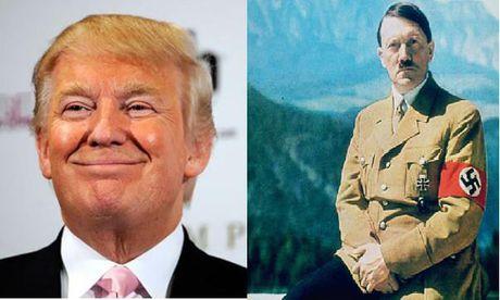 So sanh Donald Trump voi Hitler, giao vien bi dinh chi cong tac - Anh 1