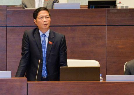 Bo truong Cong thuong tra loi chat van du an nghin ty thua lo - Anh 1