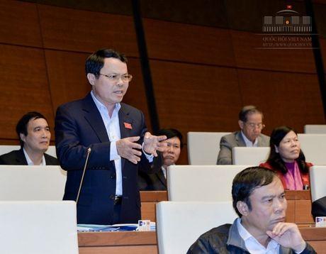 Bo truong Cong thuong tra loi chat van du an nghin ty thua lo - Anh 2