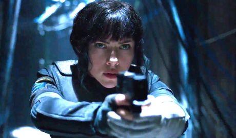 Scarlett Johansson chiu kho cuc khi dong robot sinh hoc - Anh 2