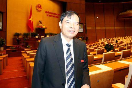 Thua nhan khoang trong, Bo truong Nguyen Xuan Cuong xin quan ly phan bon ve mot moi - Anh 1