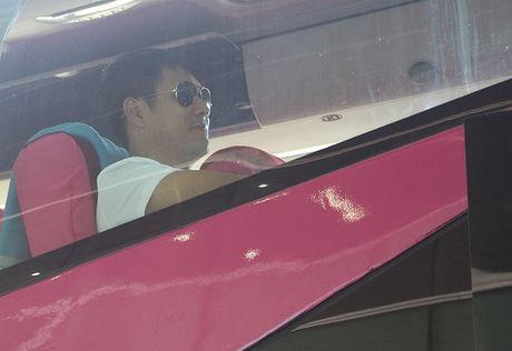 [Anh]: Tuyen Viet Nam lui buoi tap tren dat Myanmar - Anh 4