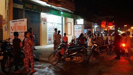 Tam dong cua phong kham tiem thuoc cho be 12 thang tuoi - Anh 1