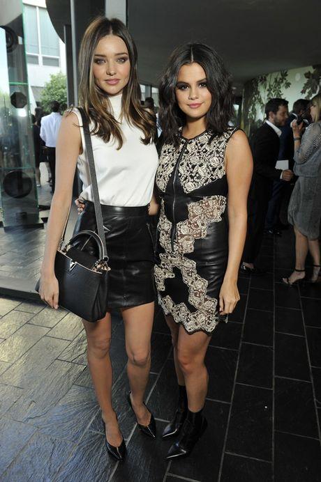 Selena Gomez - 'Nang tho' trong chien dich quang cao Series 5 cua Louis Vuitton - Anh 7