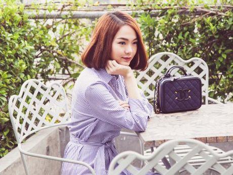 Ca si Minh Hang: Dung 'xui' toi bo hat de dong phim - Anh 1