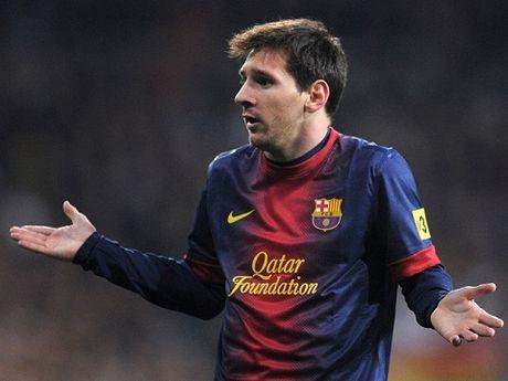 Messi luon khien chung ta them khat - Anh 1
