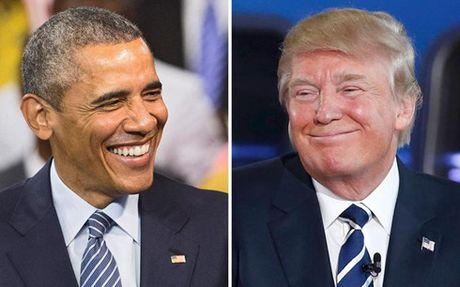 Tong thong Obama hy vong ong Trump gui thong diep doan ket sau bau cu - Anh 1