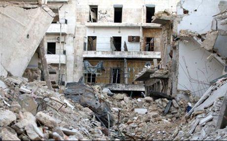 Ngoai truong Nga, My nhat tri tiep tuc tham van ve Syria - Anh 1