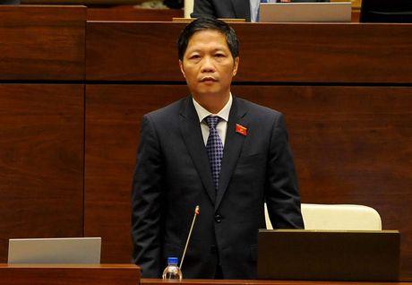 Toan canh Bo truong Cong Thuong Tran Tuan Anh tra loi chat van - Anh 2