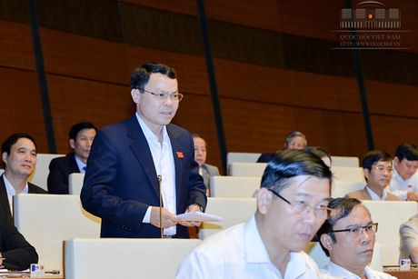 Toan canh Bo truong Cong Thuong Tran Tuan Anh tra loi chat van - Anh 4