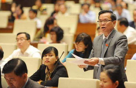 Toan canh Bo truong Cong Thuong Tran Tuan Anh tra loi chat van - Anh 6