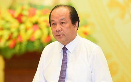 Ban can su Dang Chinh phu hop ban phuong an ky luat ong Vu Huy Hoang - Anh 1