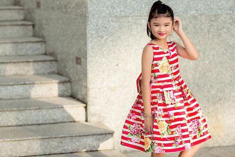 Con gai Truong Ngoc Anh – Tran Bao Son cang lon cang xinh dep - Anh 11