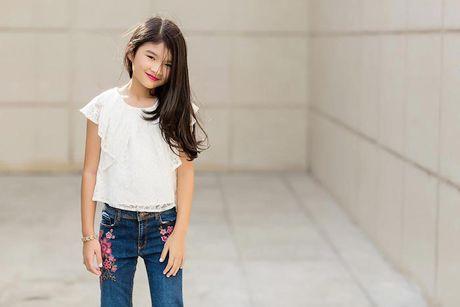 Con gai Truong Ngoc Anh – Tran Bao Son cang lon cang xinh dep - Anh 2