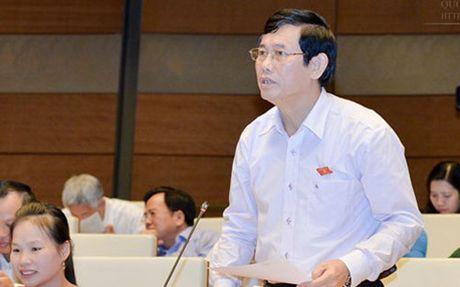 Bo truong Tai nguyen va Moi truong nhan trach nhiem ve su co Formosa - Anh 1