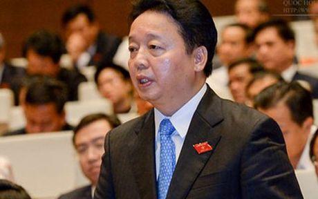 Bo truong Tai nguyen va Moi truong nhan trach nhiem ve su co Formosa - Anh 2
