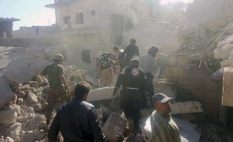 Uy ban nhan quyen LHQ thong qua nghi quyet len an Syria, Iran - Anh 1