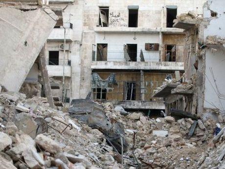 Dien Kremlin len tieng ve viec khong kich o thanh pho Aleppo - Anh 1